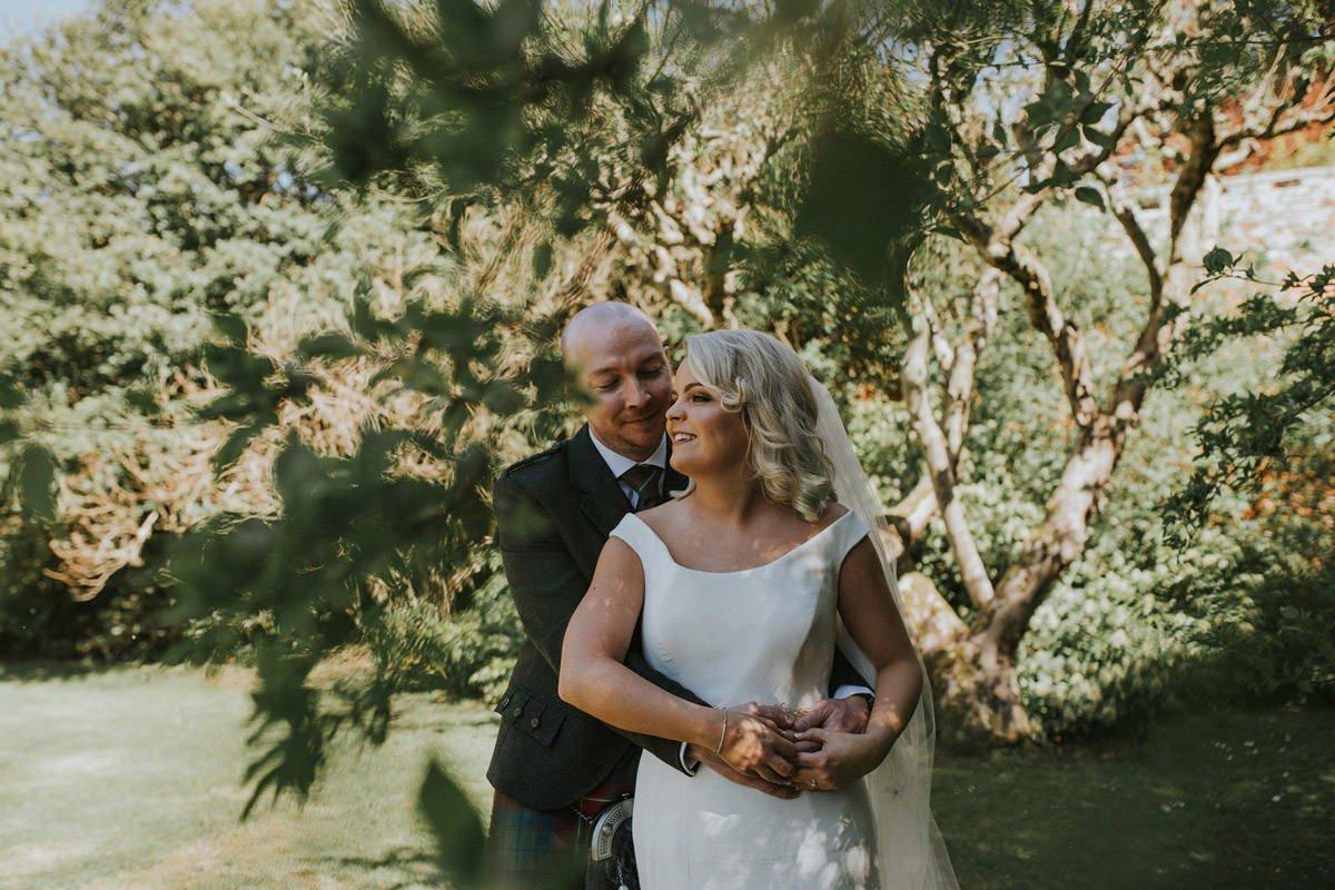 wedding photographer byre at inchyra