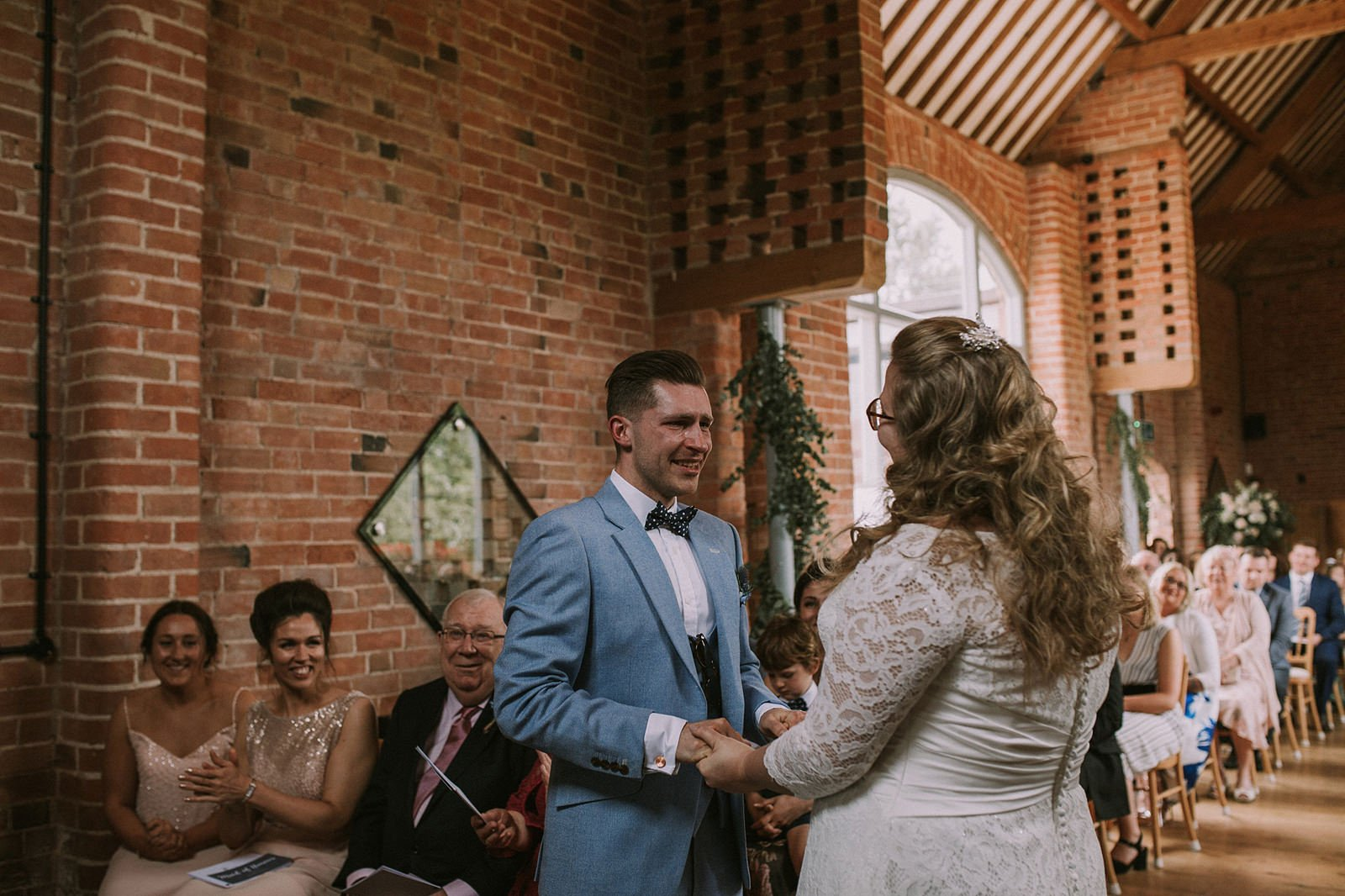 swallows nest barn wedding photos