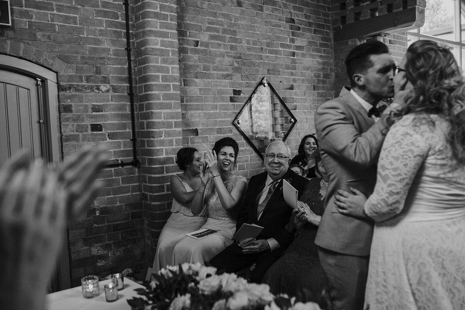 romantic barn wedding