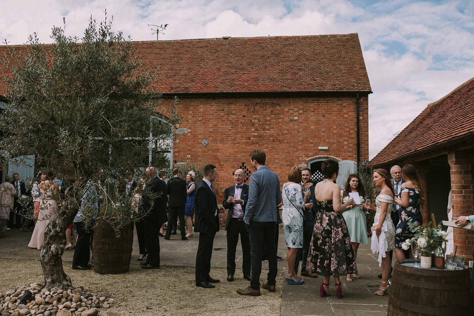wedding swallows nest barn photography