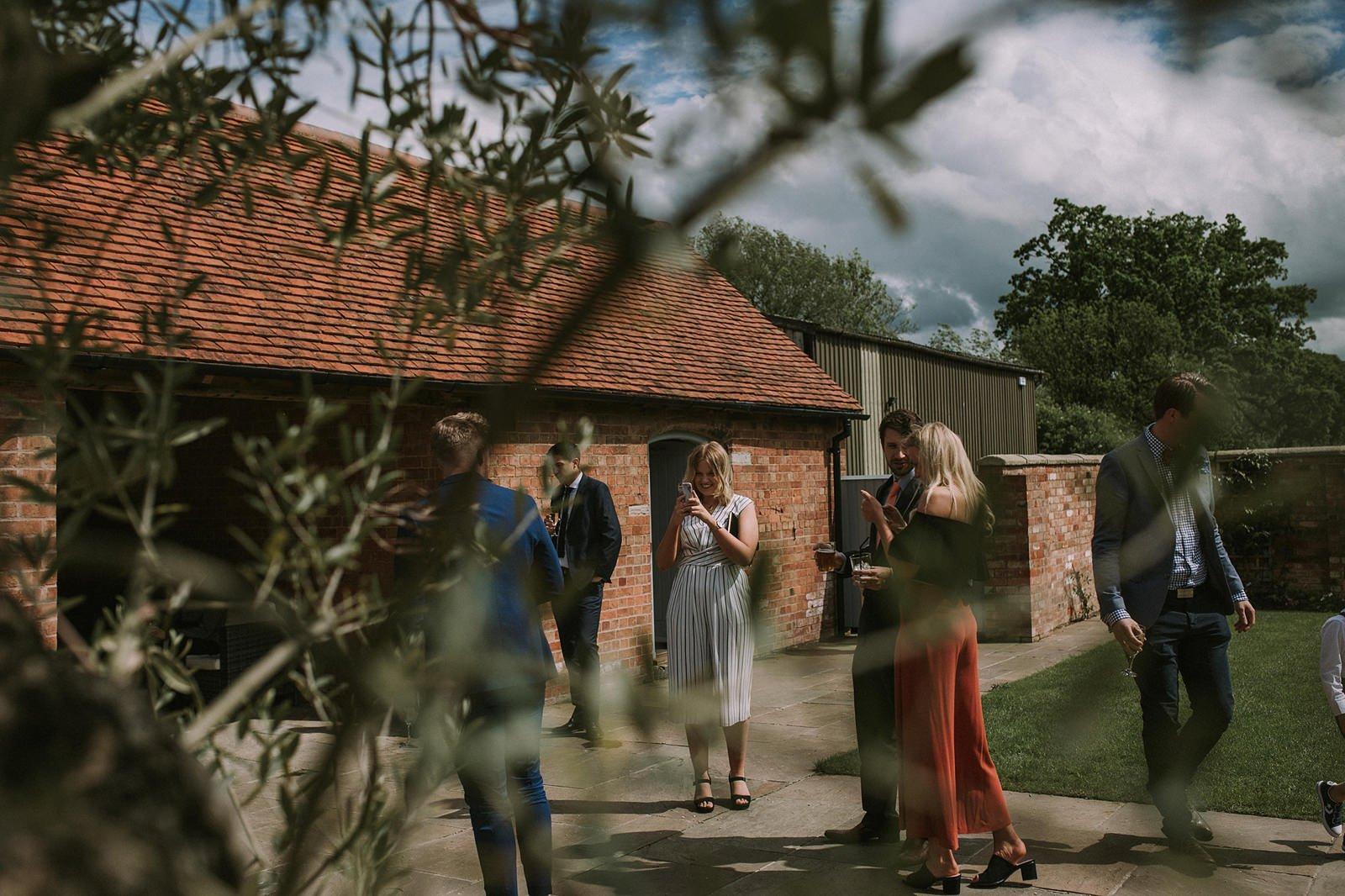 artistic wedding photography england
