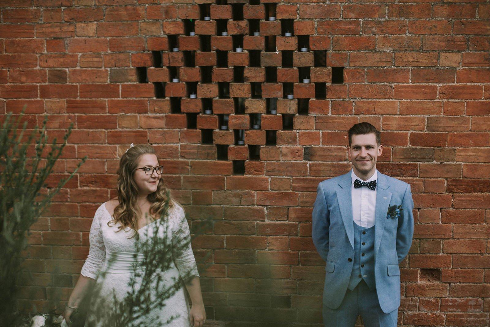 wedding photographer swallows nest barn warwick