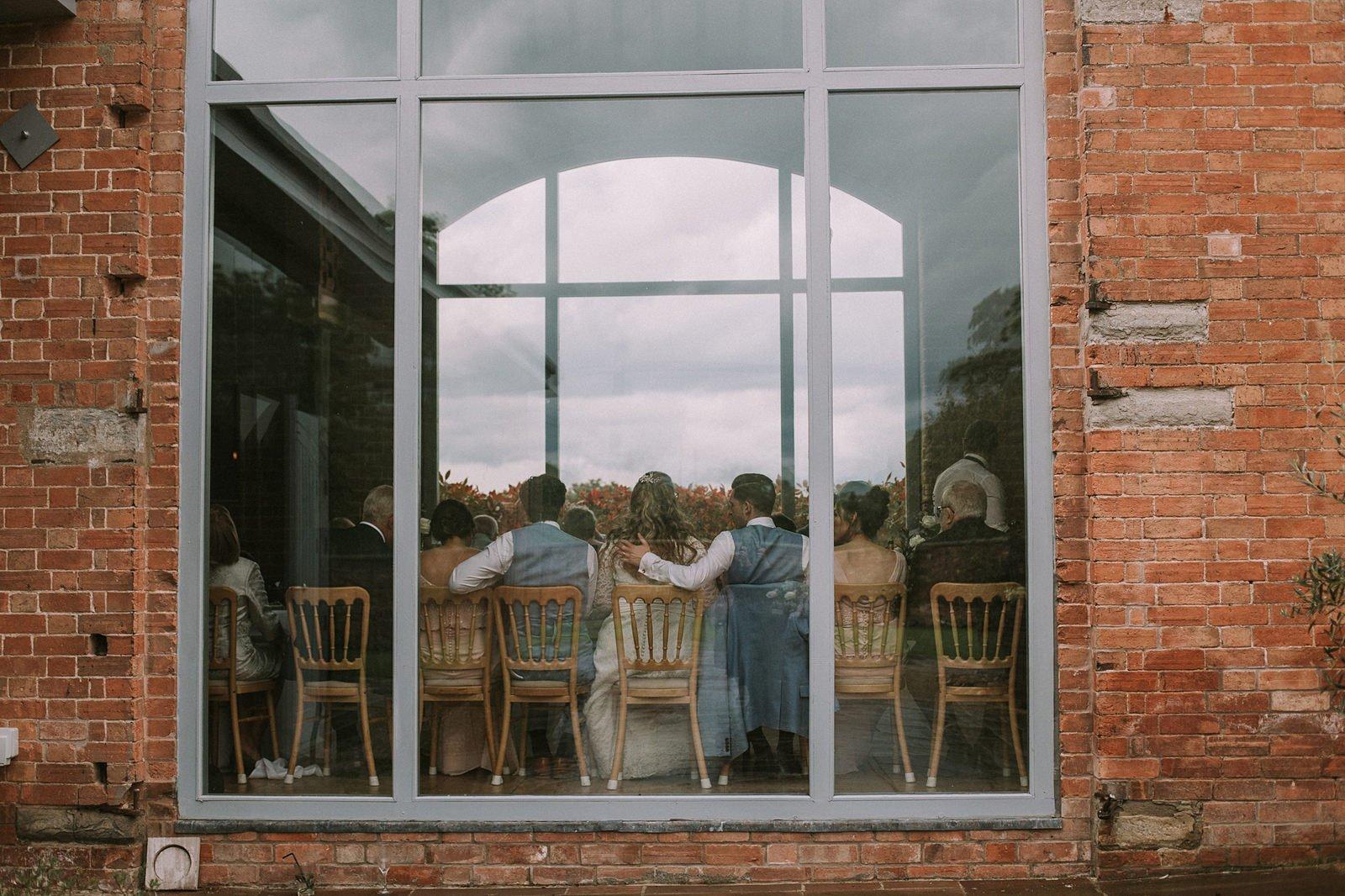 warwickshire wedding swallows nest barn