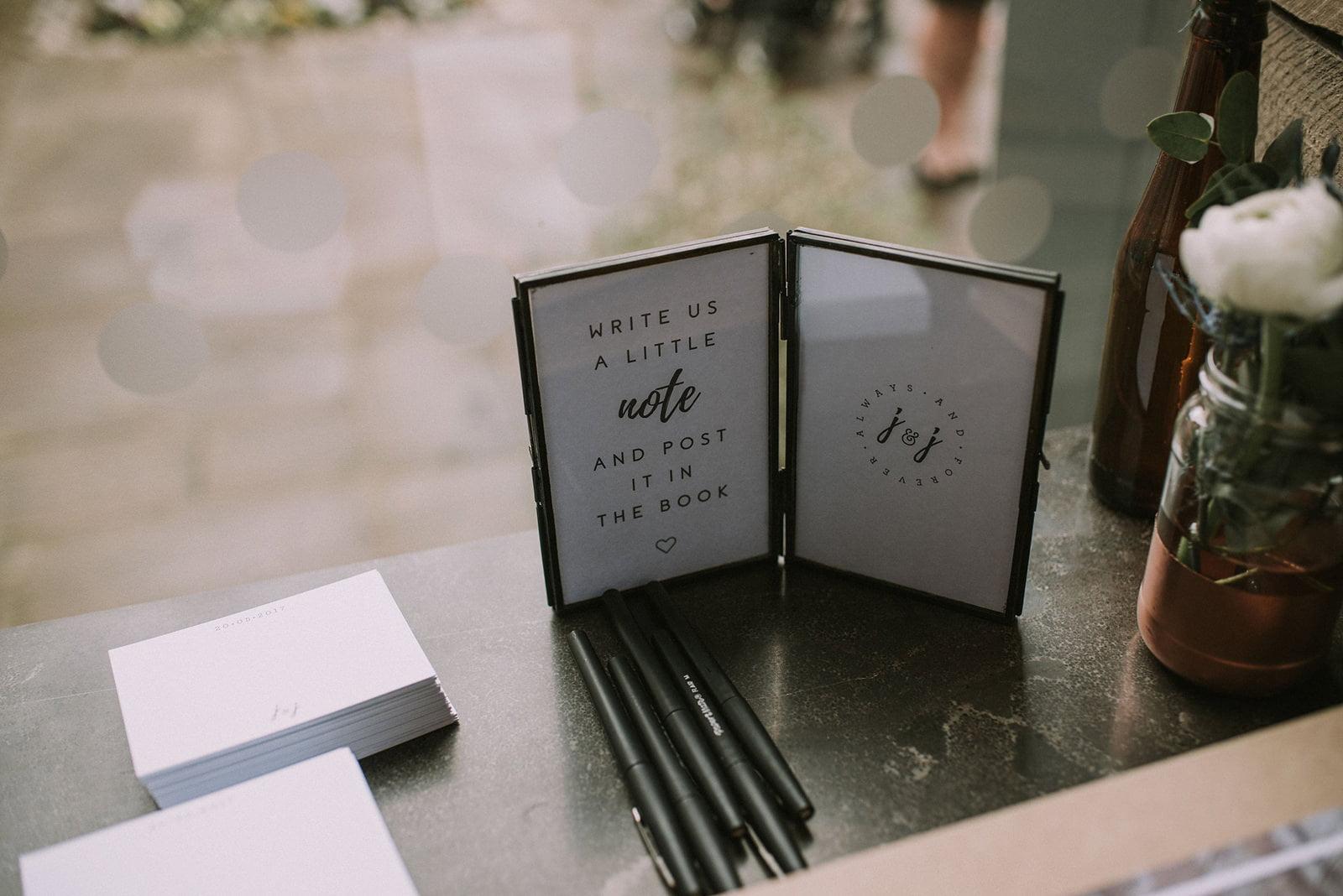 creative wedding warwickshire