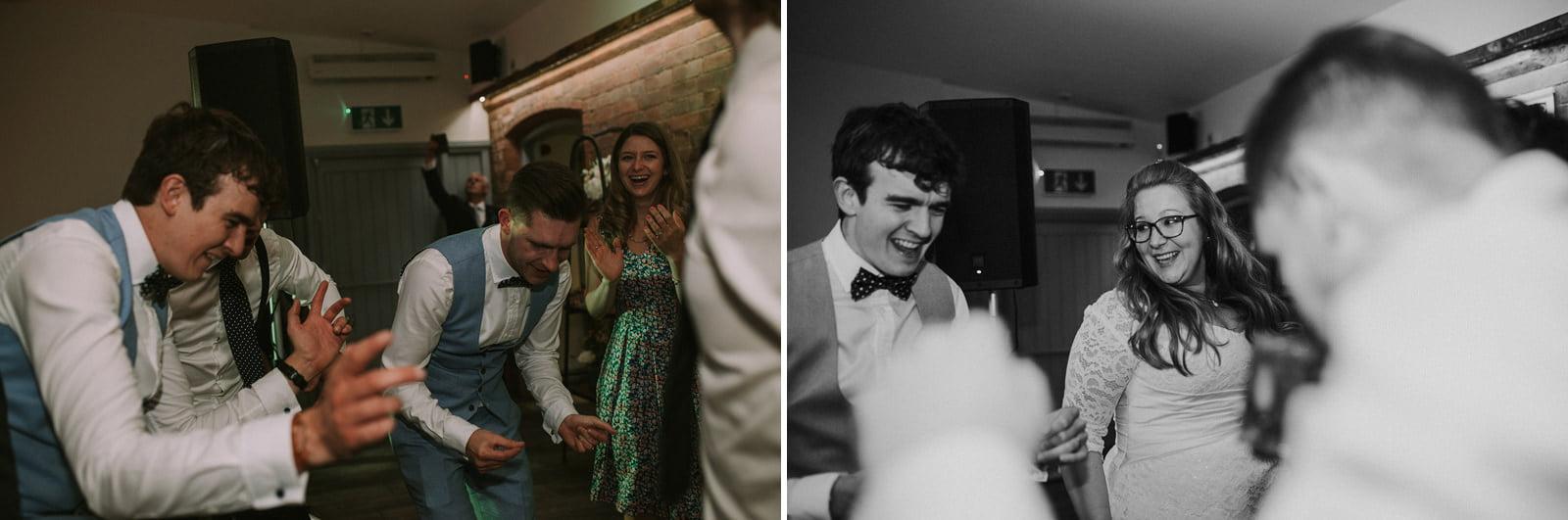 fun wedding photography warwickshire