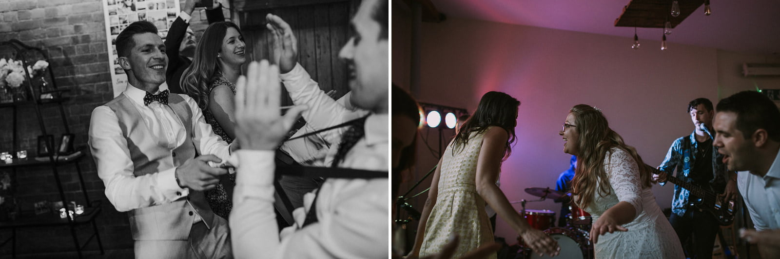 fun wedding photos warwickshire