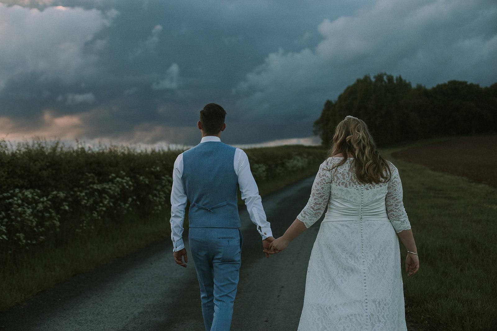 intimate wedding photography london