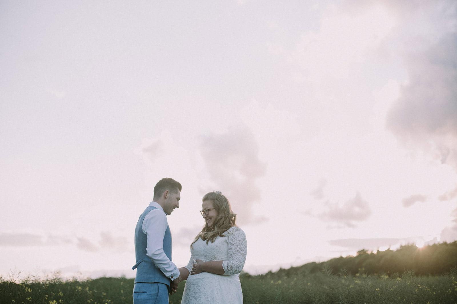 wedding photographer swallows nest barn warwickshire