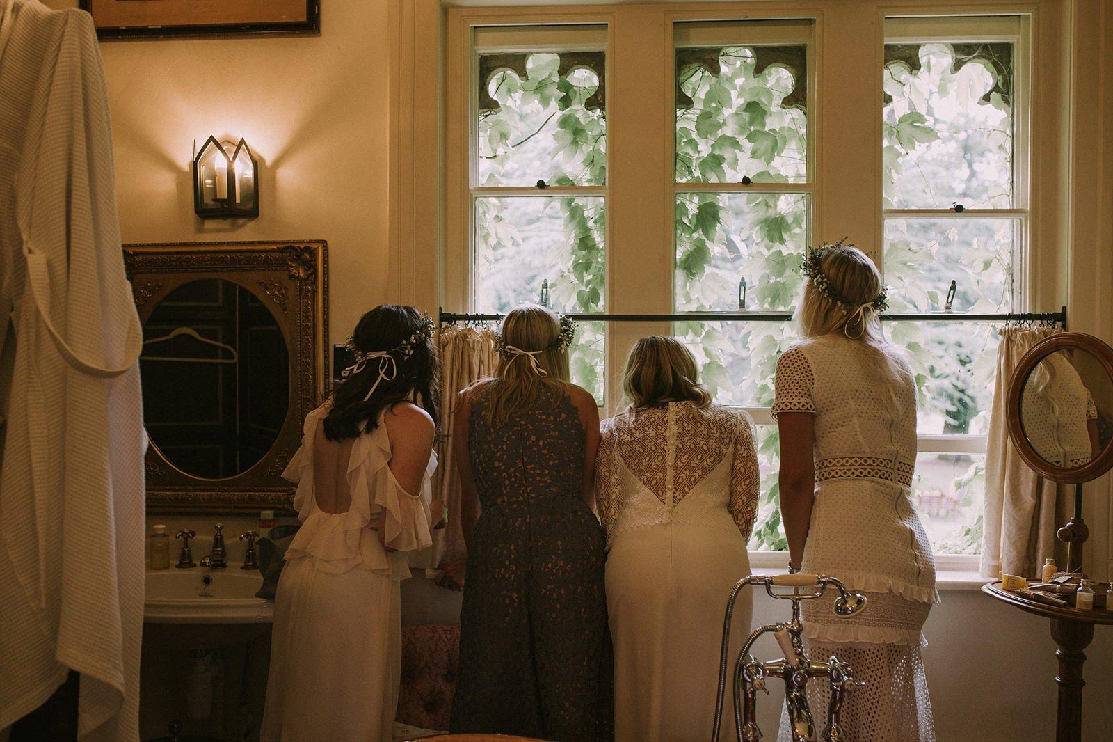 boho wedding photography somerset