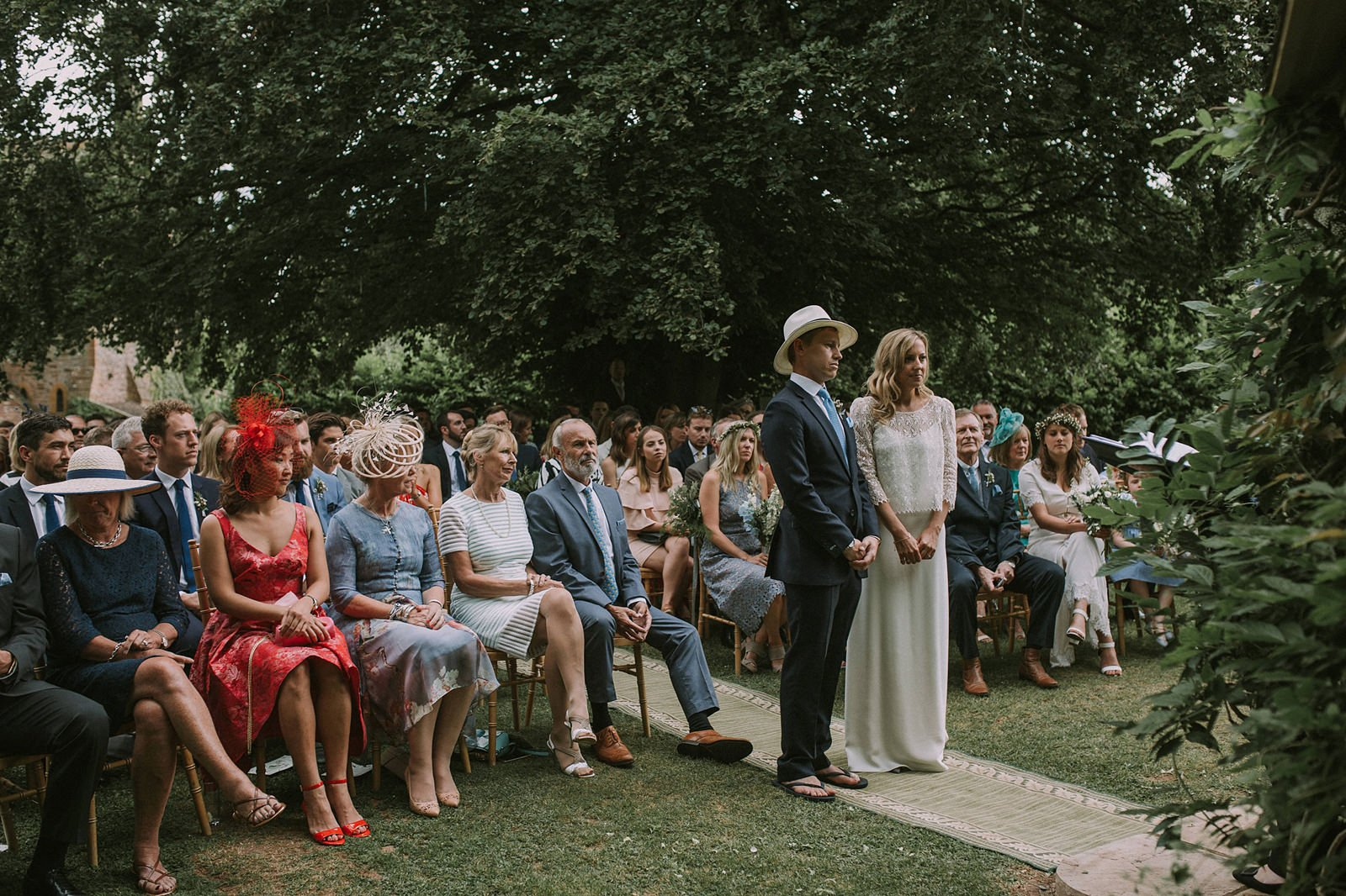 Maunsel House Wedding / Kim + Pete