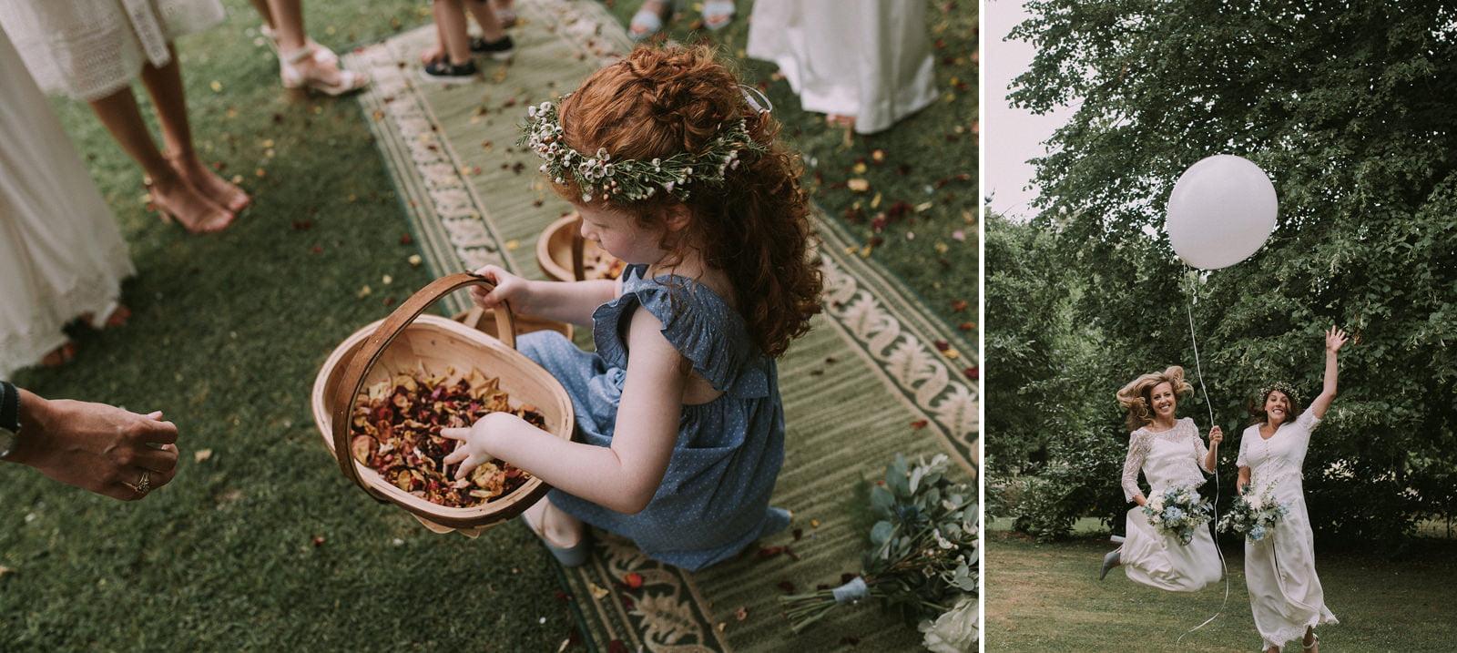 bohemian wedding photographer