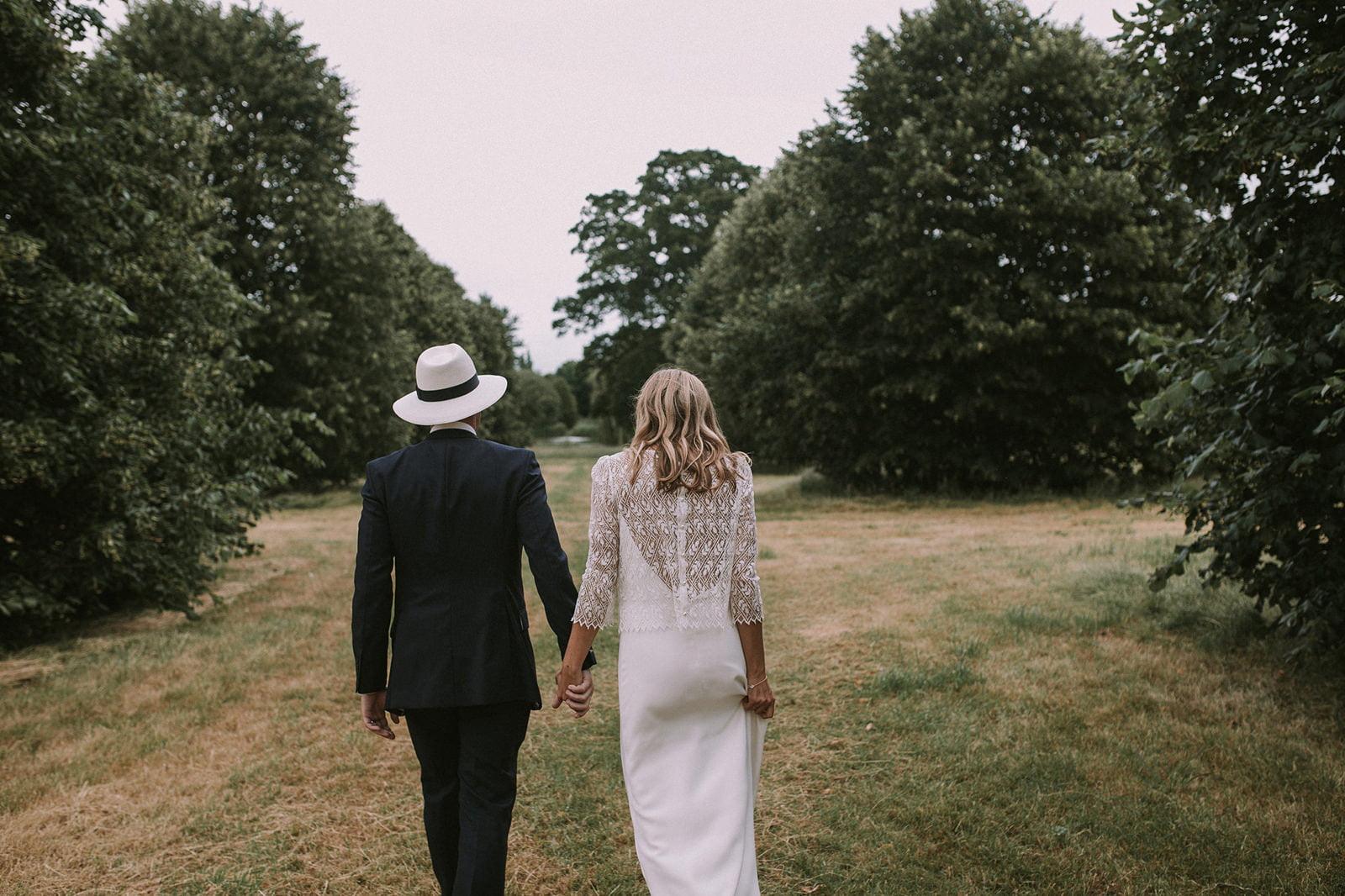 natural wedding somerset photography