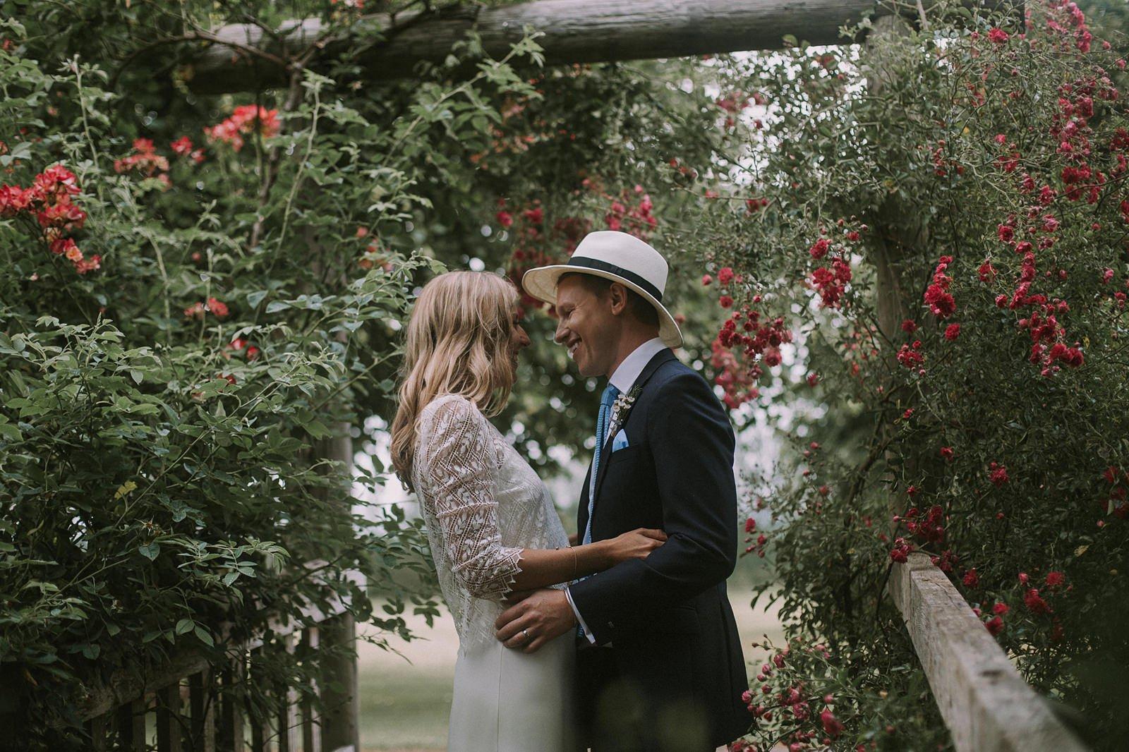 natural wedding photography somerset