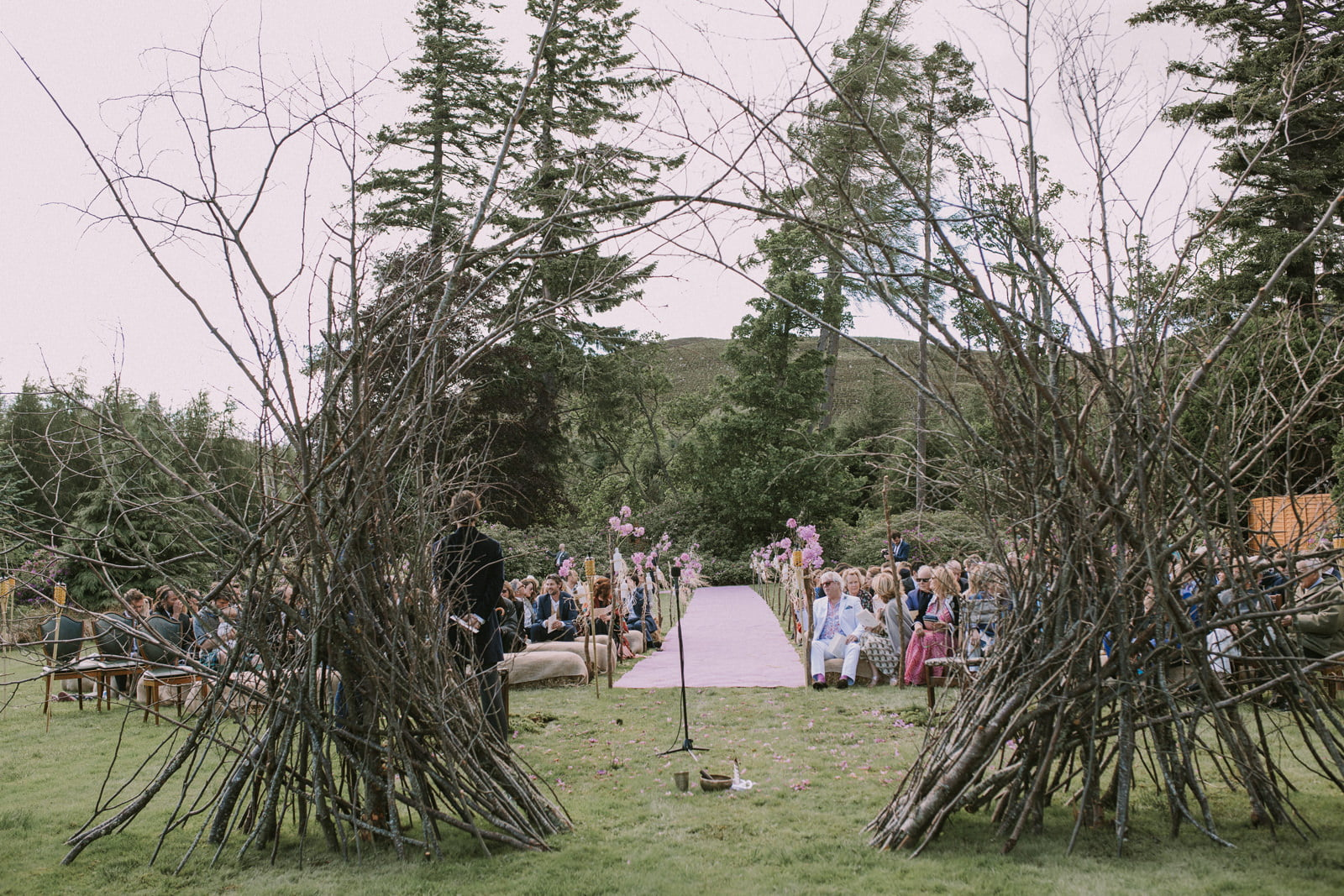 pagan wedding photographer scotland