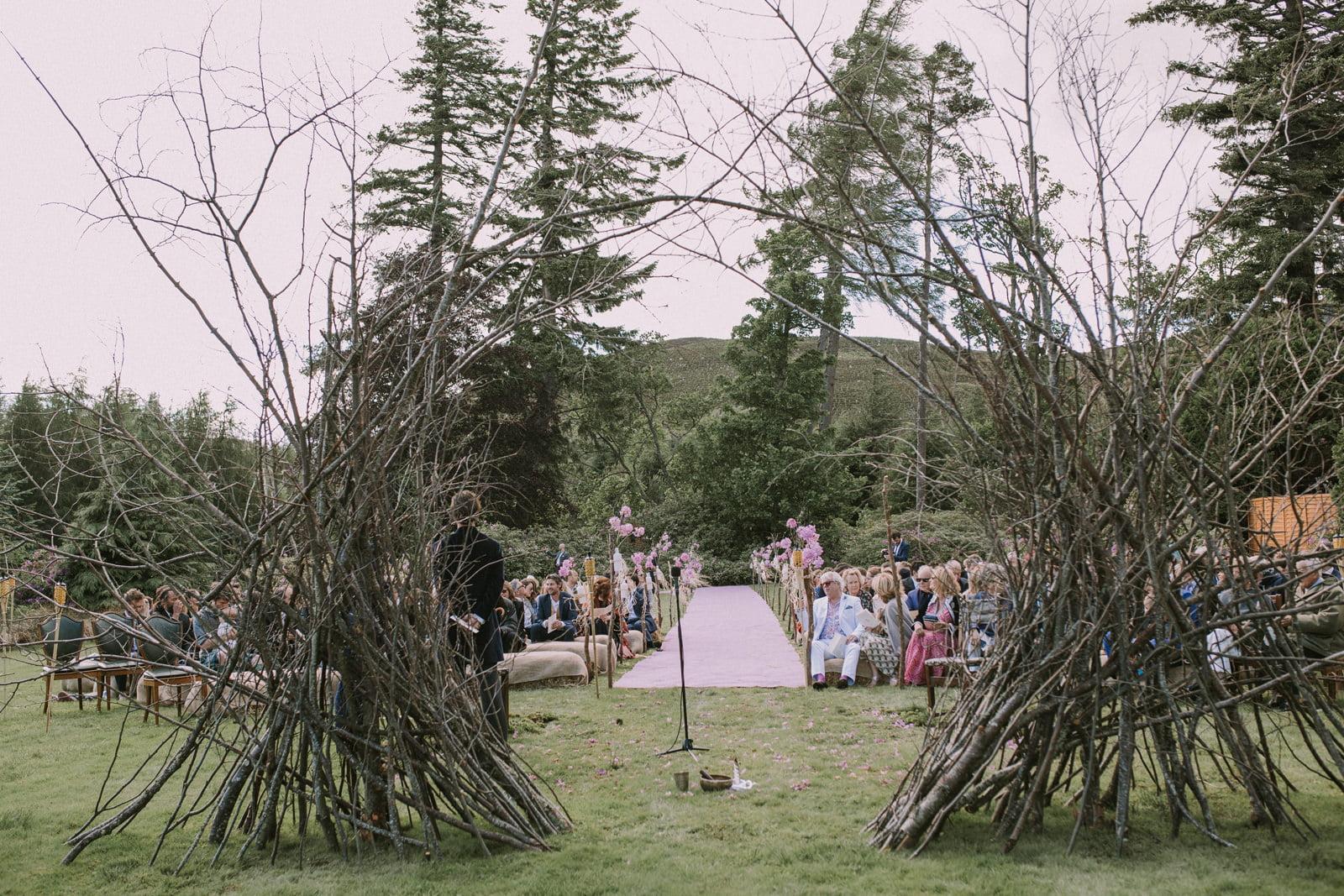 pagan wedding photographer scotland