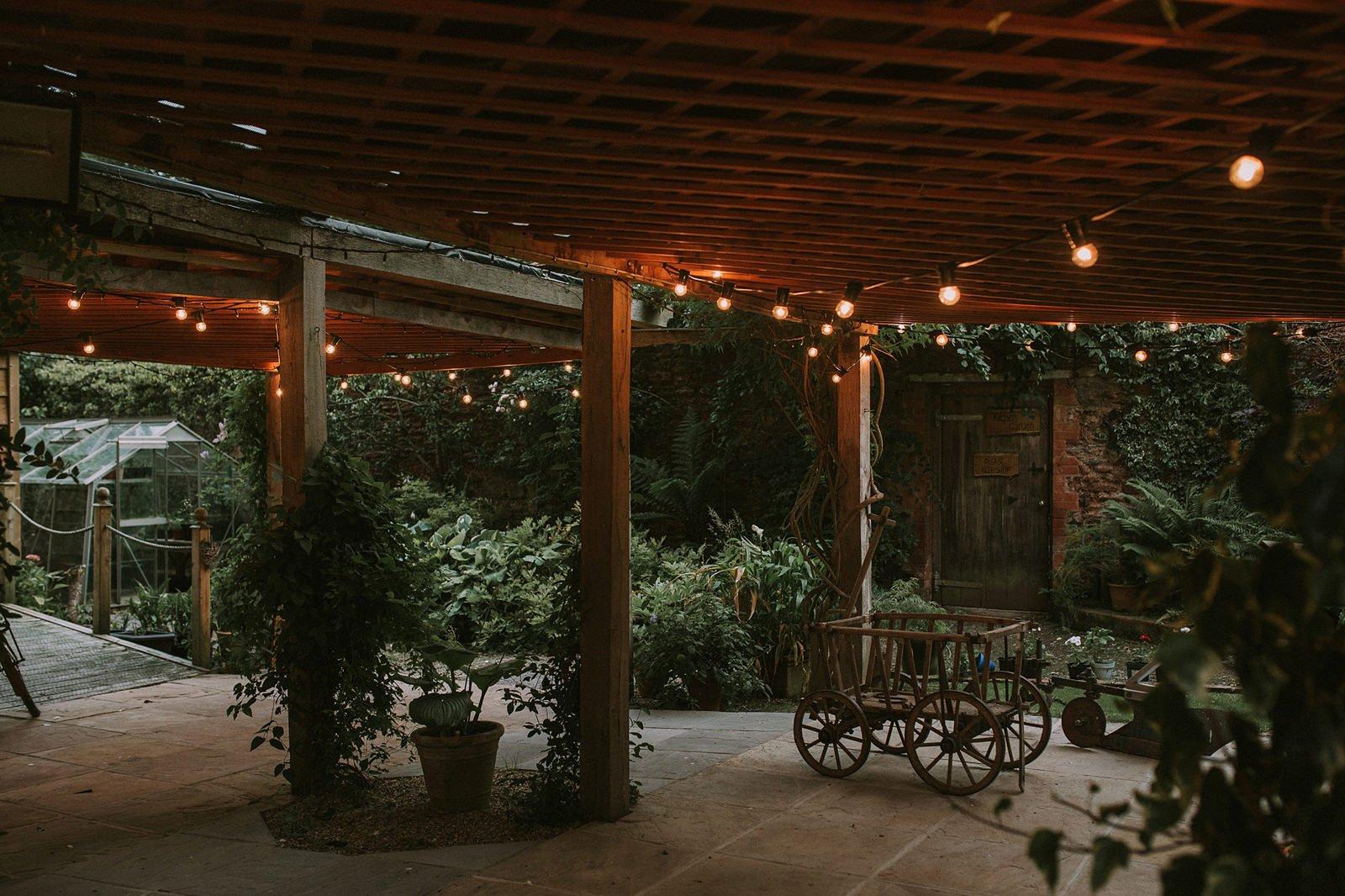 rustic wedding maunsel house