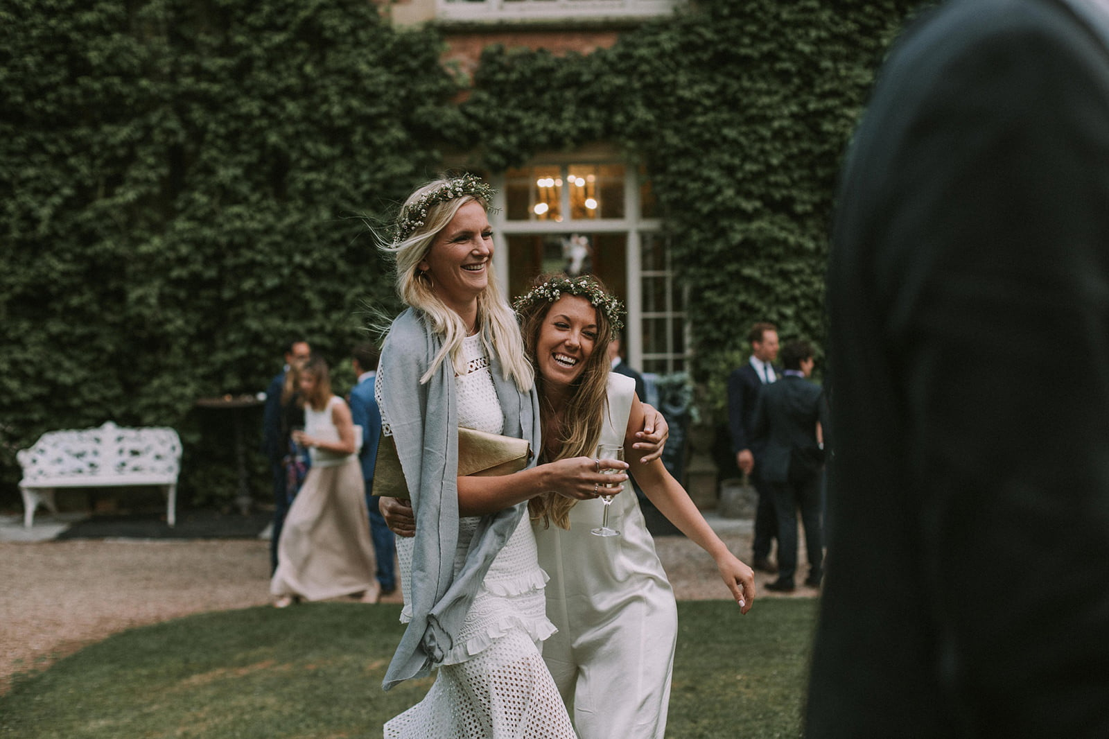 boho wedding somerset photographer