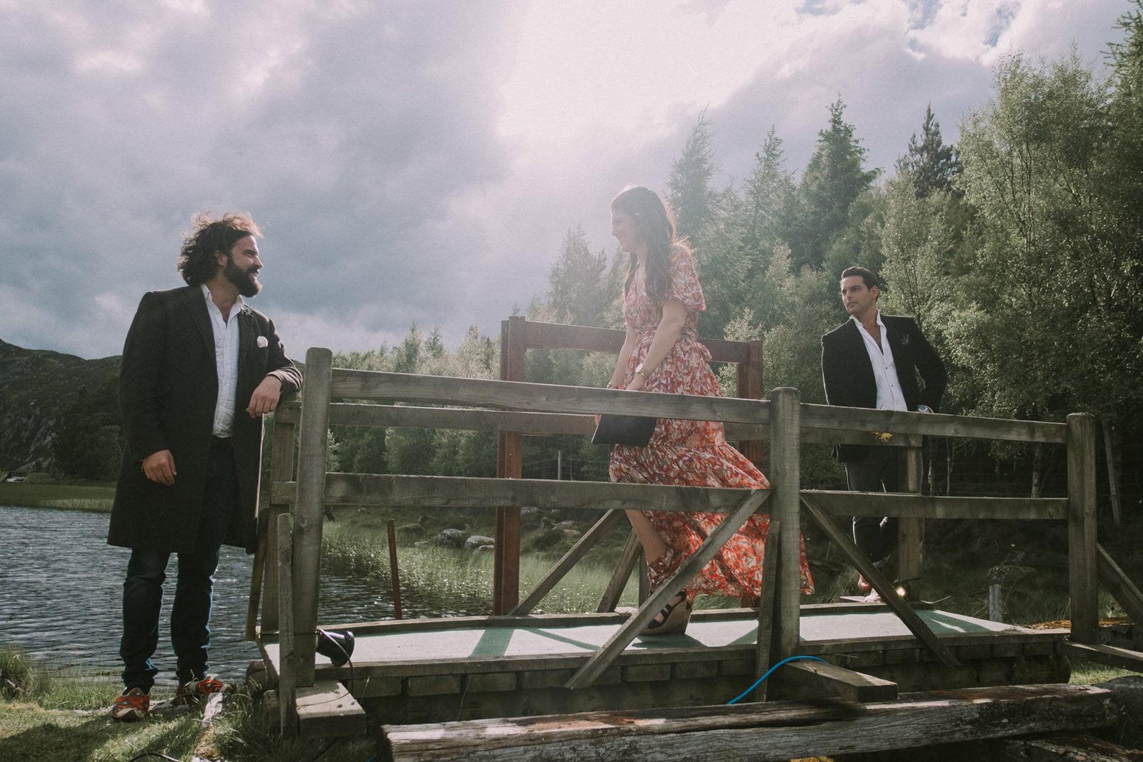 wedding scottish highlands