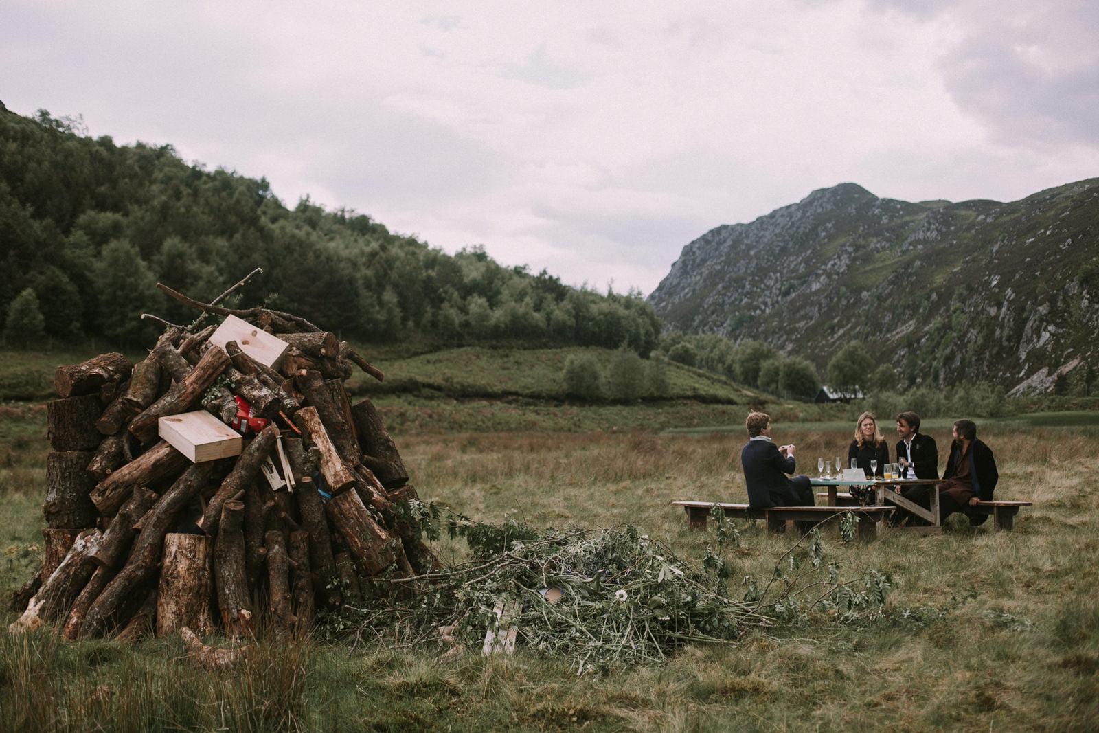 scotland highlands wedding photography