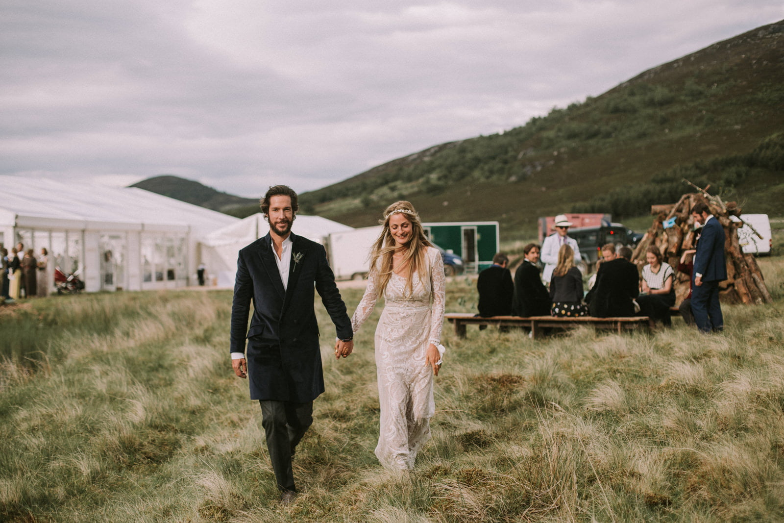 wedding photographer scotland highlands