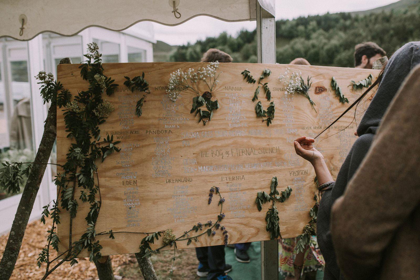 18-whimsical-boho-woodland-wedding-photography