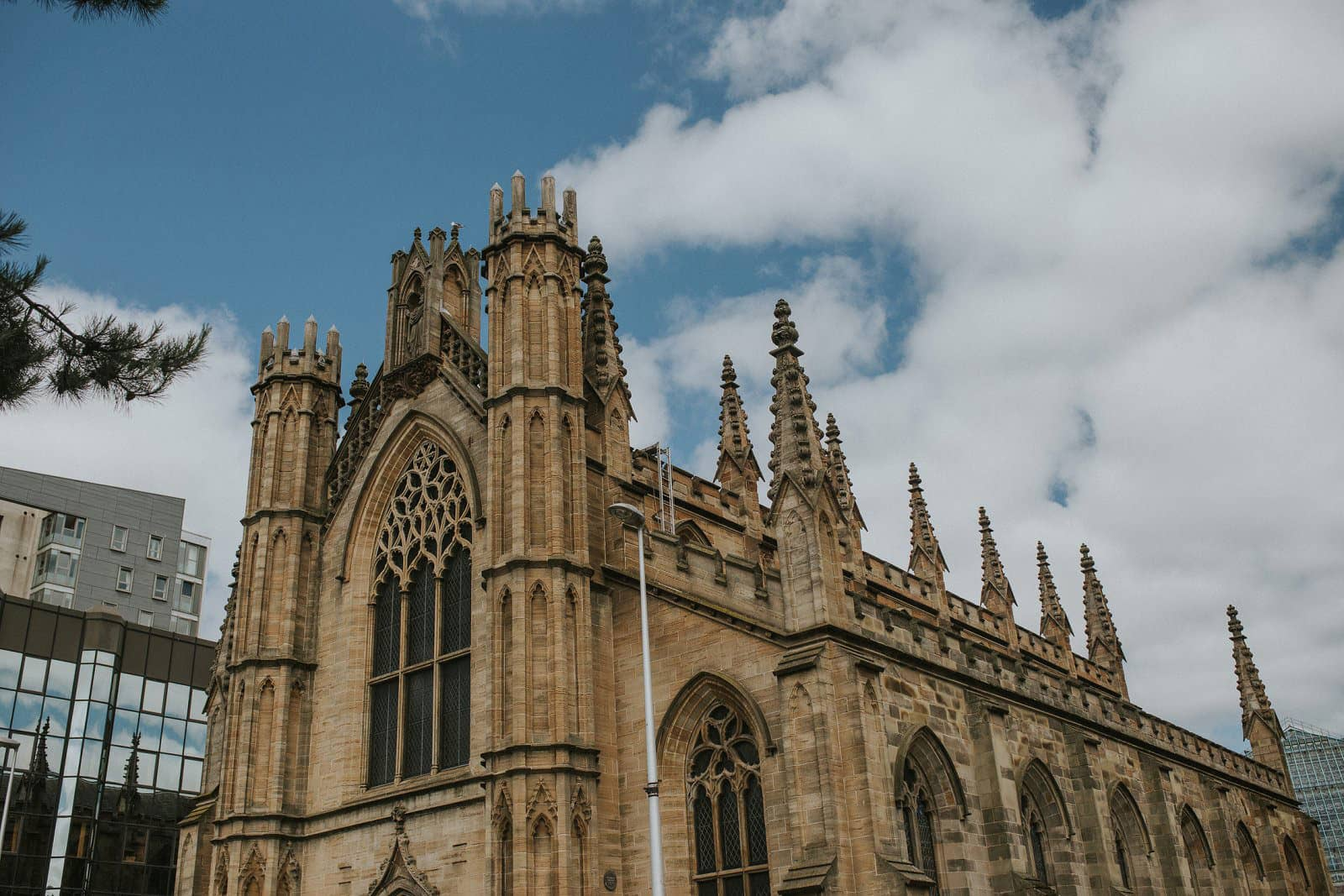 st andrews cathedral wedding