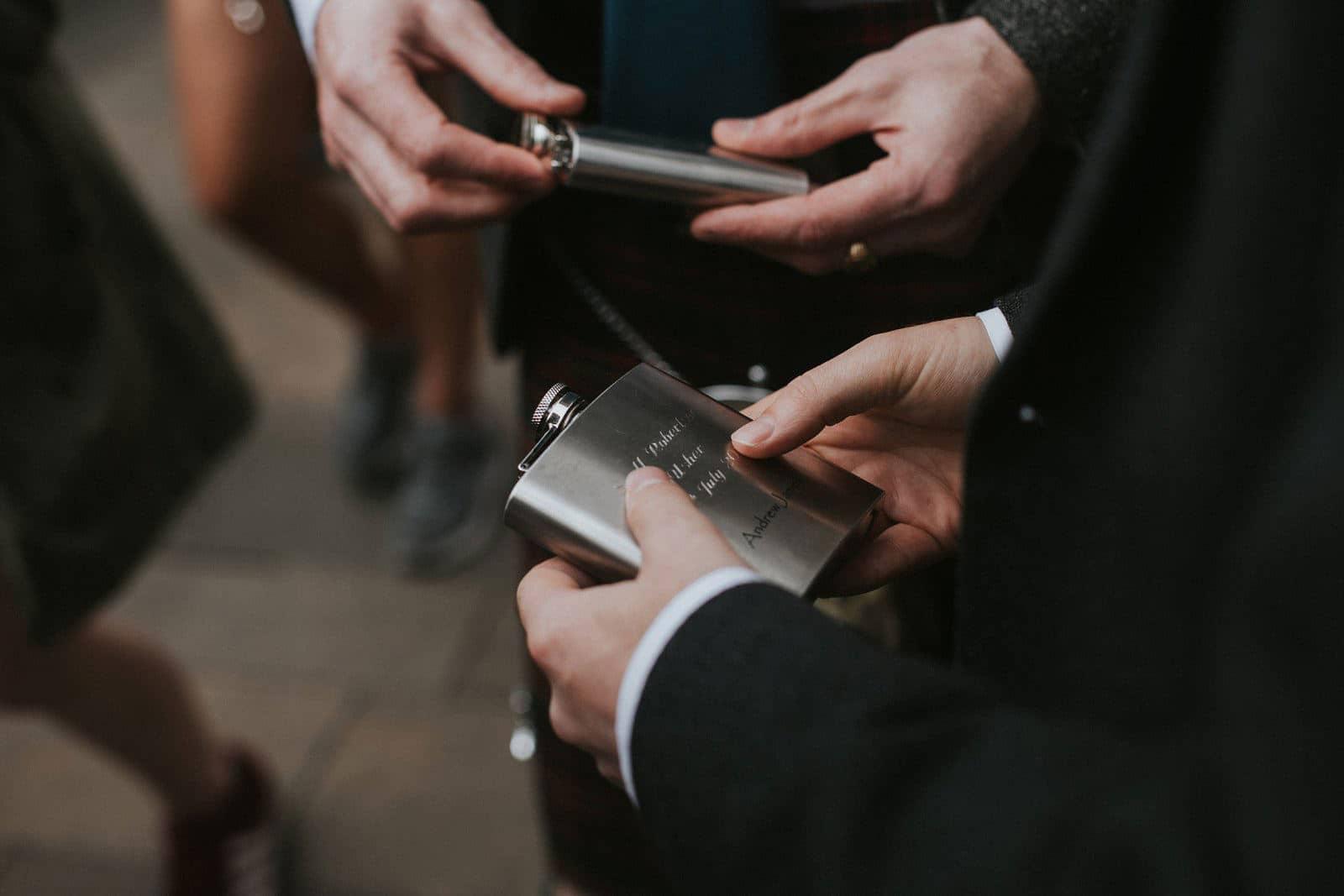 natural wedding photographer glasgow