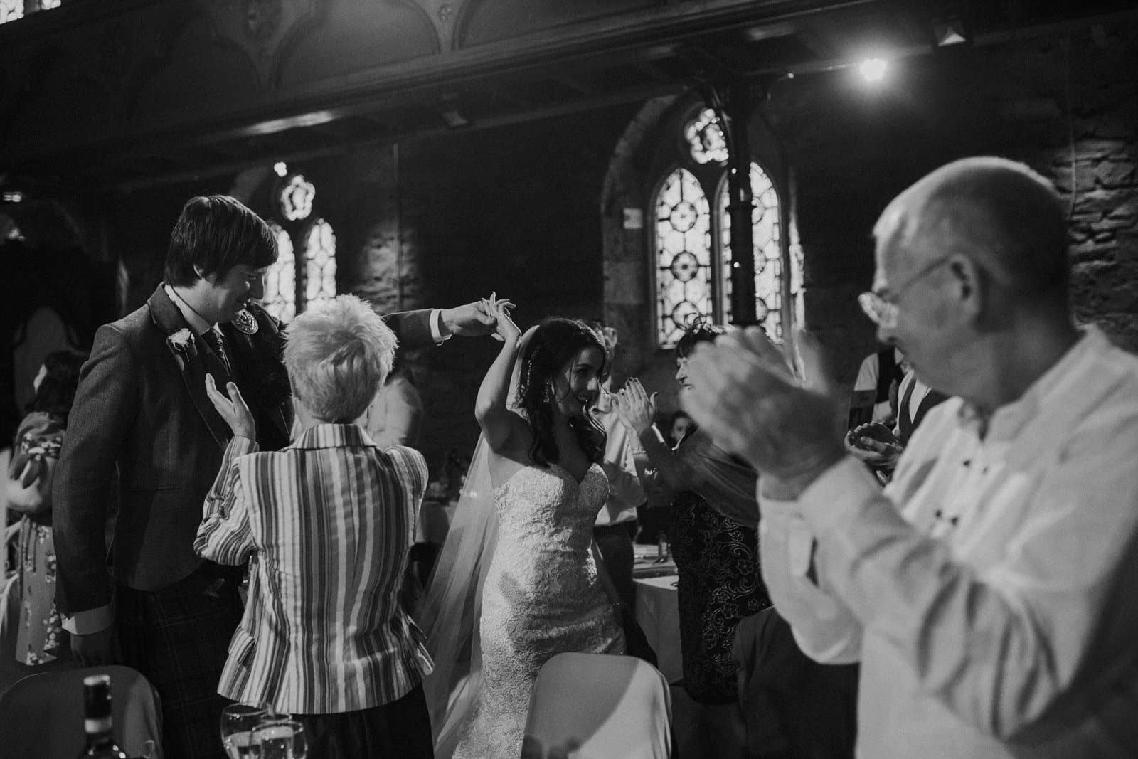 glasgow wedding photographer cottiers