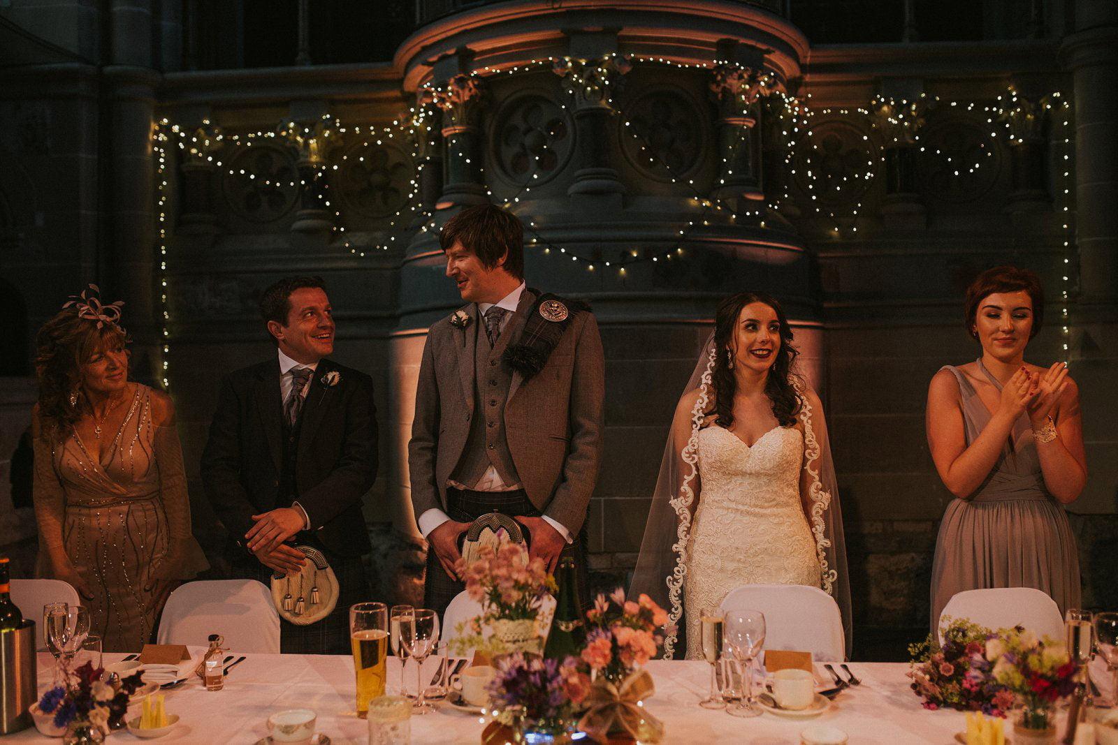glasgow cottiers wedding