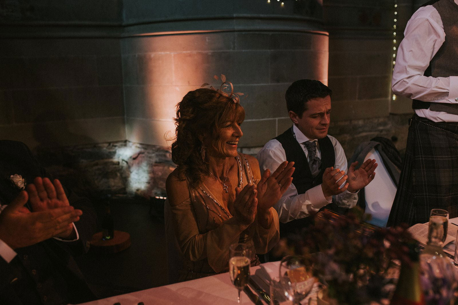 natural wedding photography glasgow cottiers