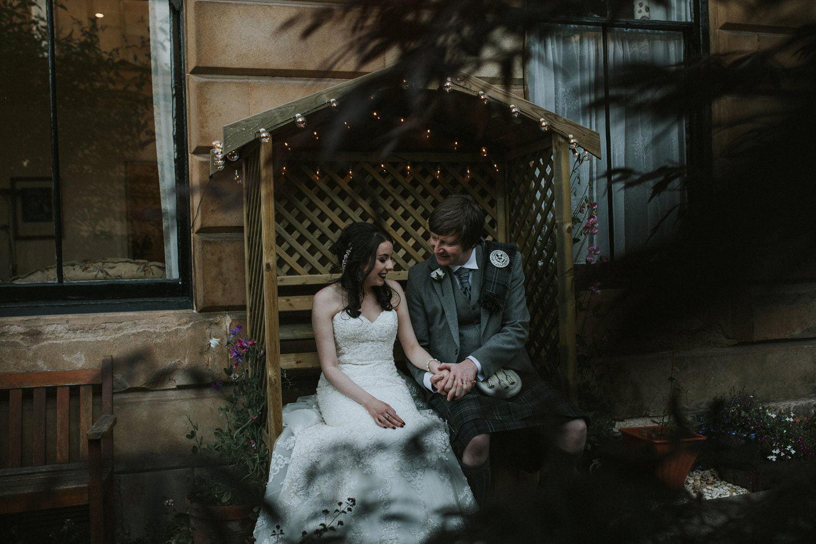 fine art wedding photographer glasgow
