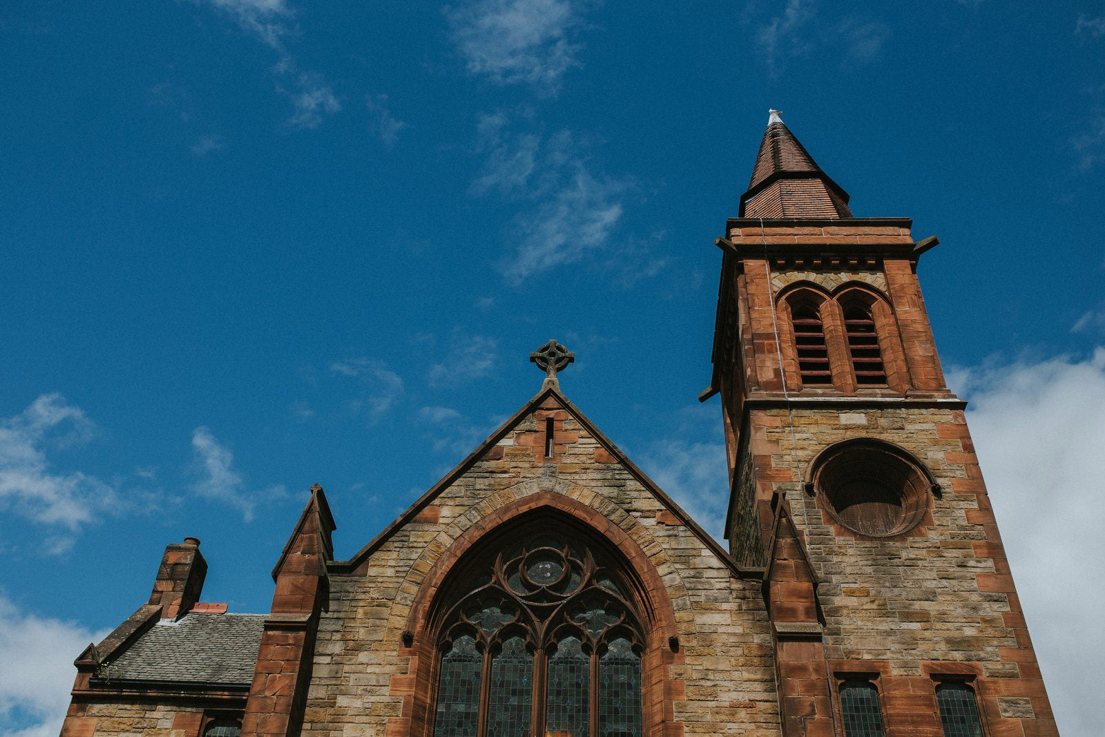 Gorgie Dalry Stenhouse Church