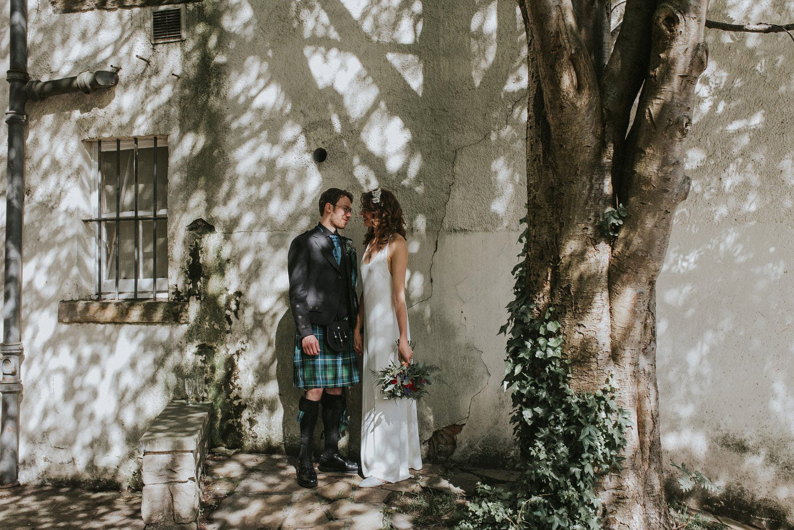 st columbus by the castle wedding photographer