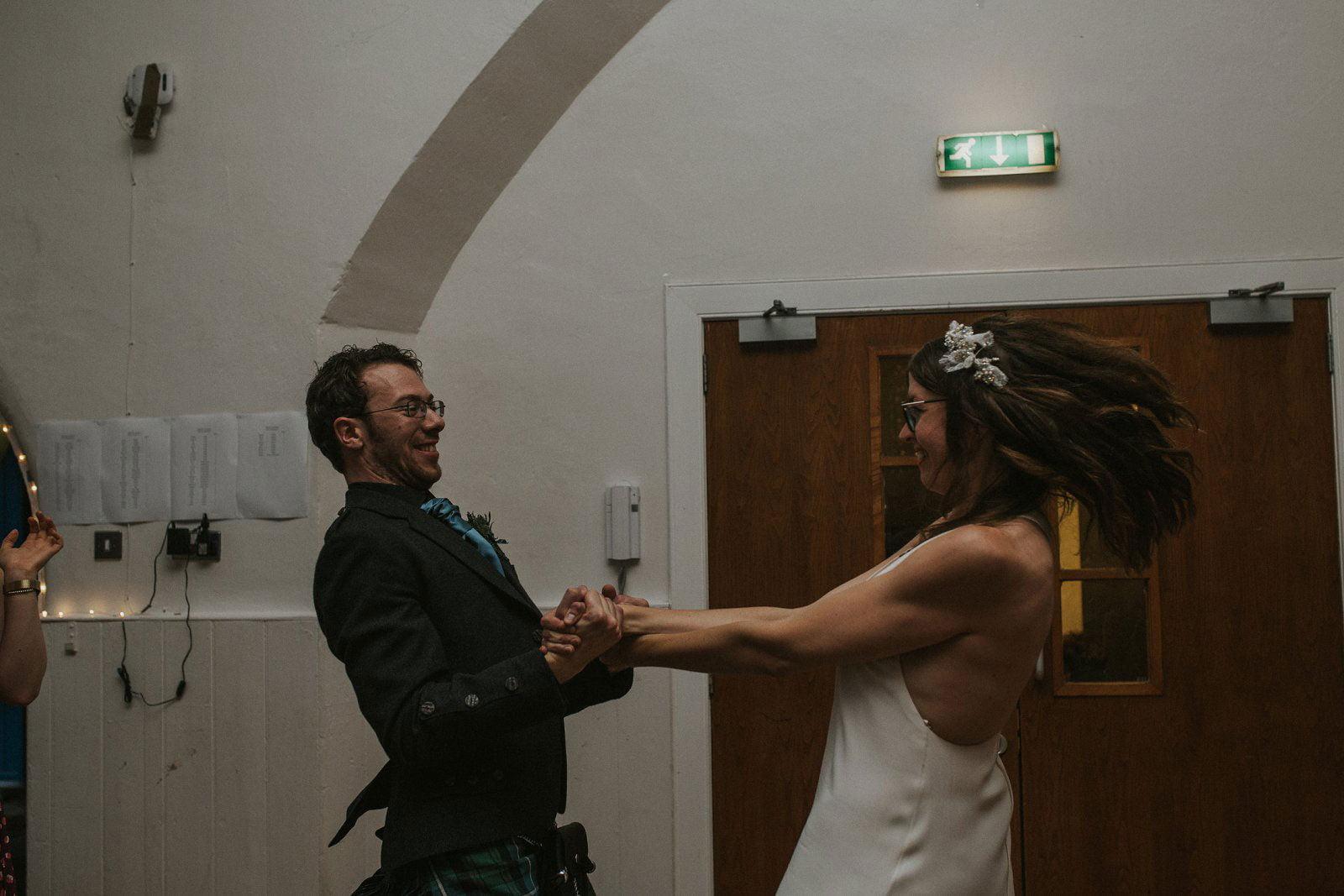 wedding ceilidh edinburgh