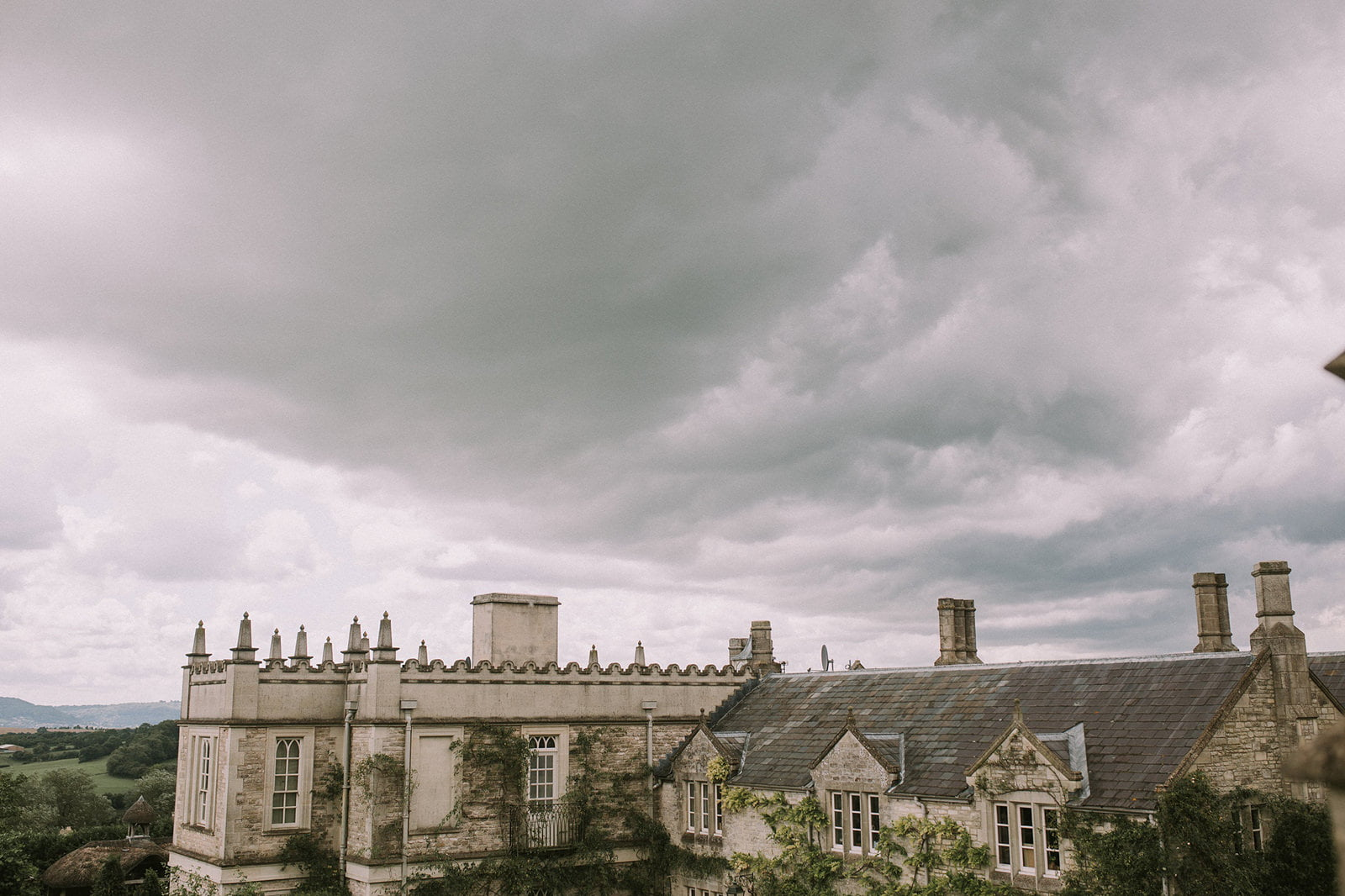 euridge manor wedding cotswolds