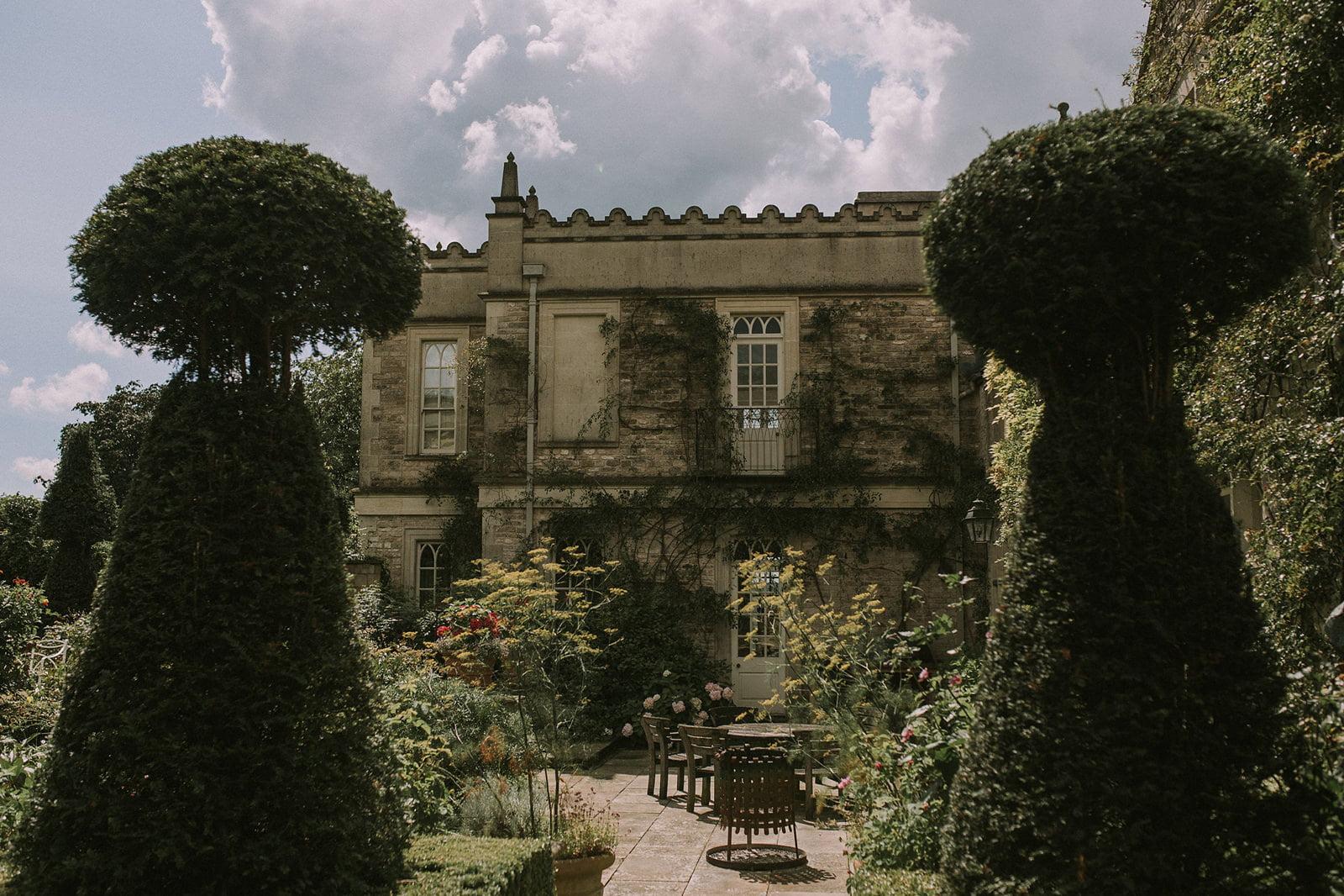 euridge manor wedding lost orangery