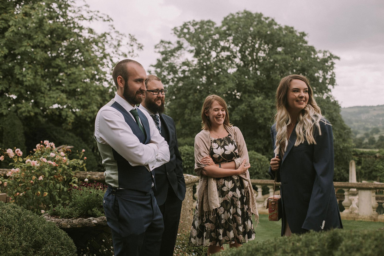cotswolds natural wedding photography