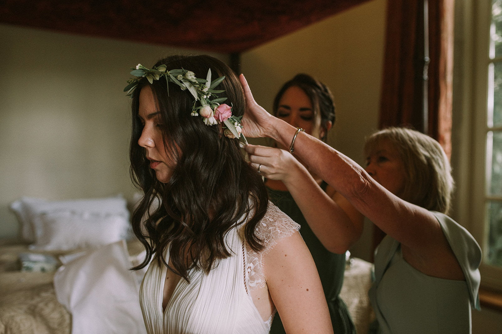 boho wedding cotswolds photography