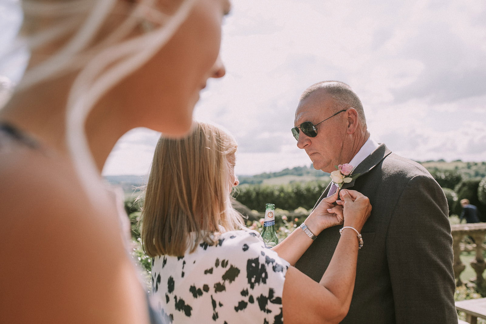natural wedding photography wiltshire