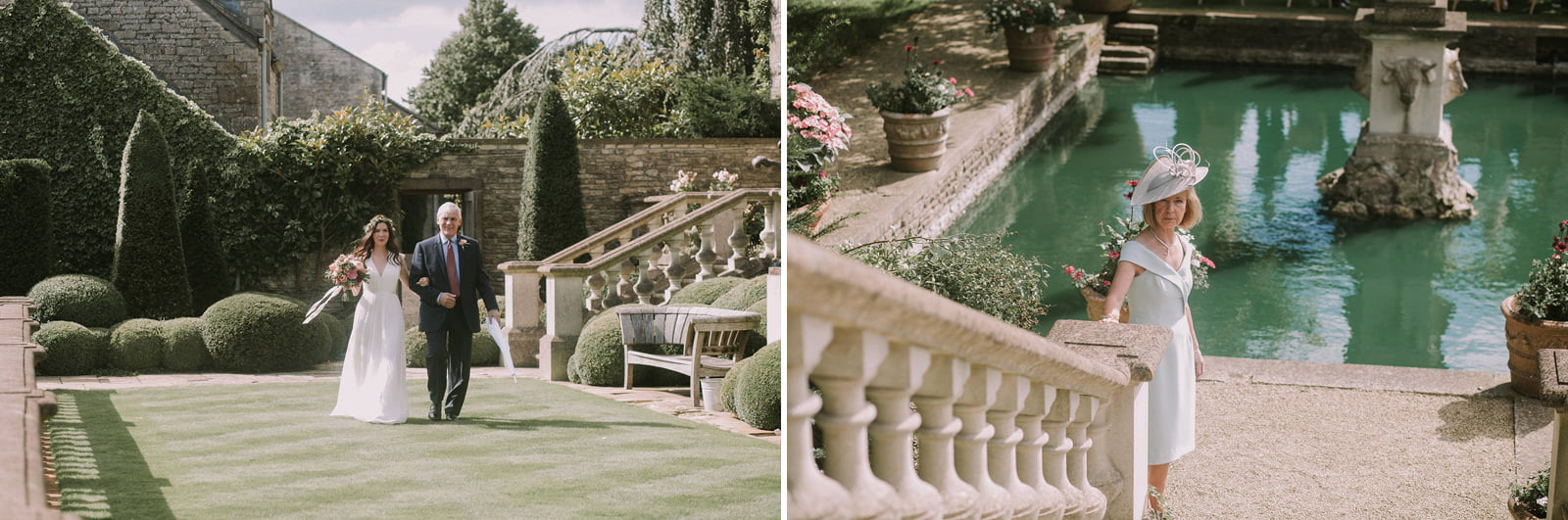 lost orangery cotswolds wedding photography