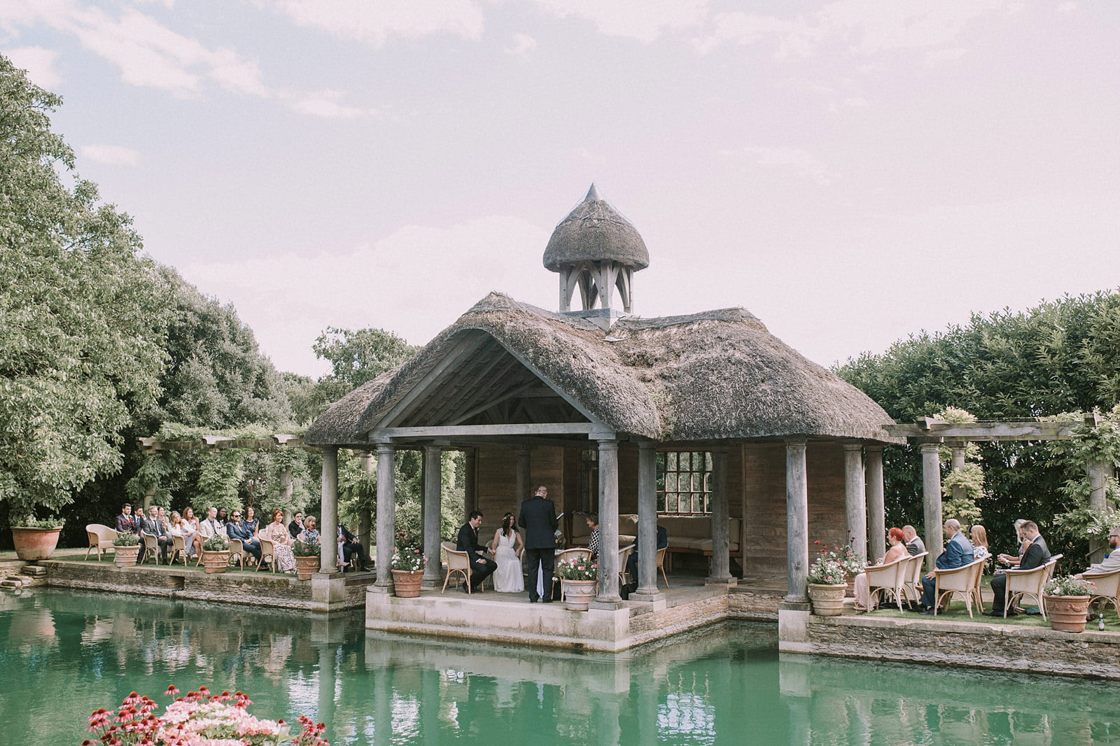 lost orangery wedding cotswolds