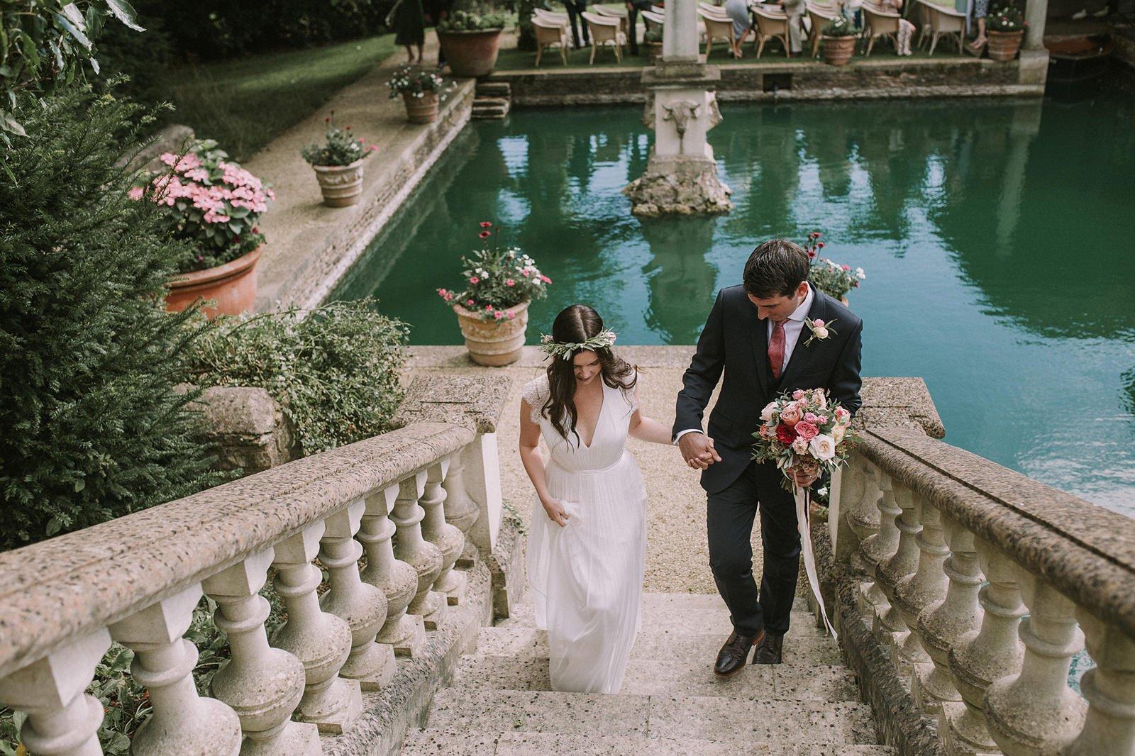 the lost orangery wedding