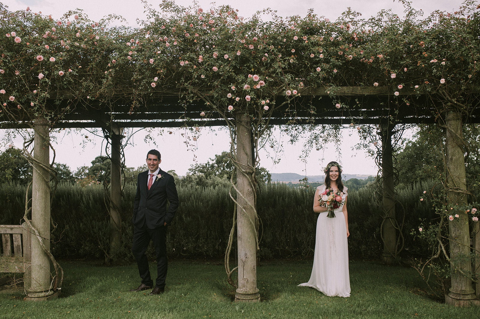 wedding photographer the lost orangery cotswolds