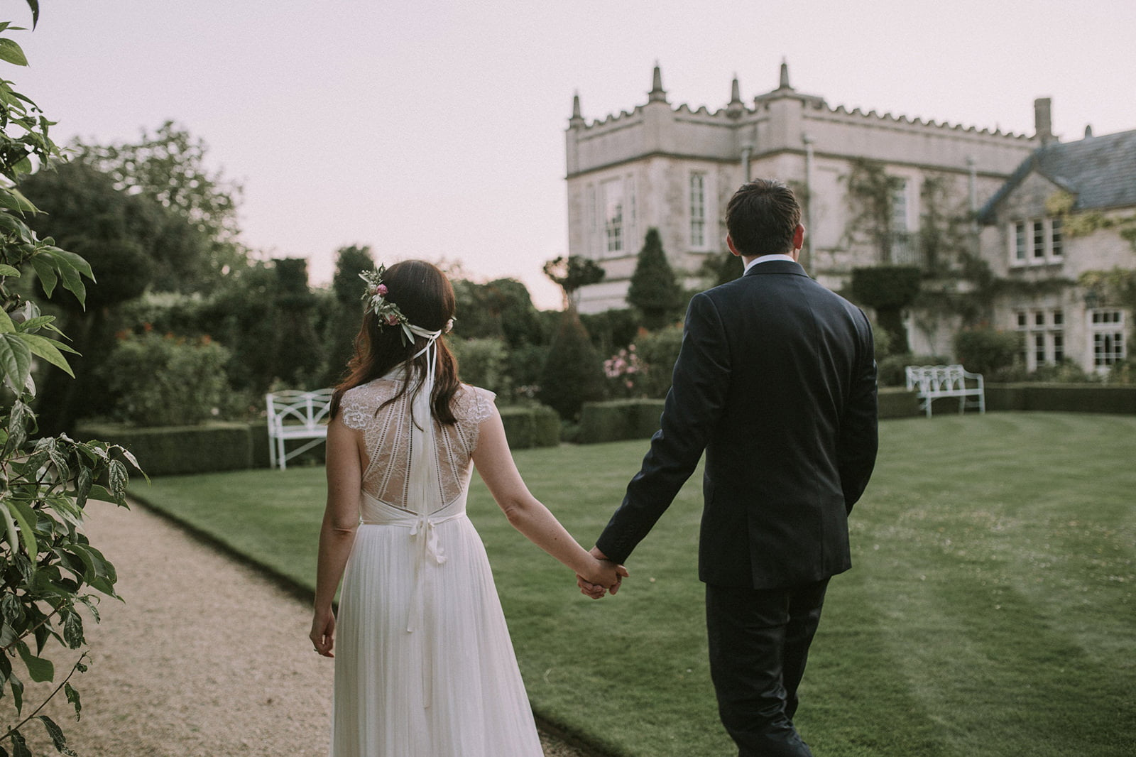 the lost orangery wedding photos