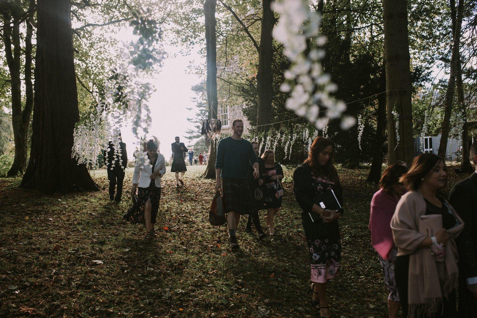 boho wedding scotland