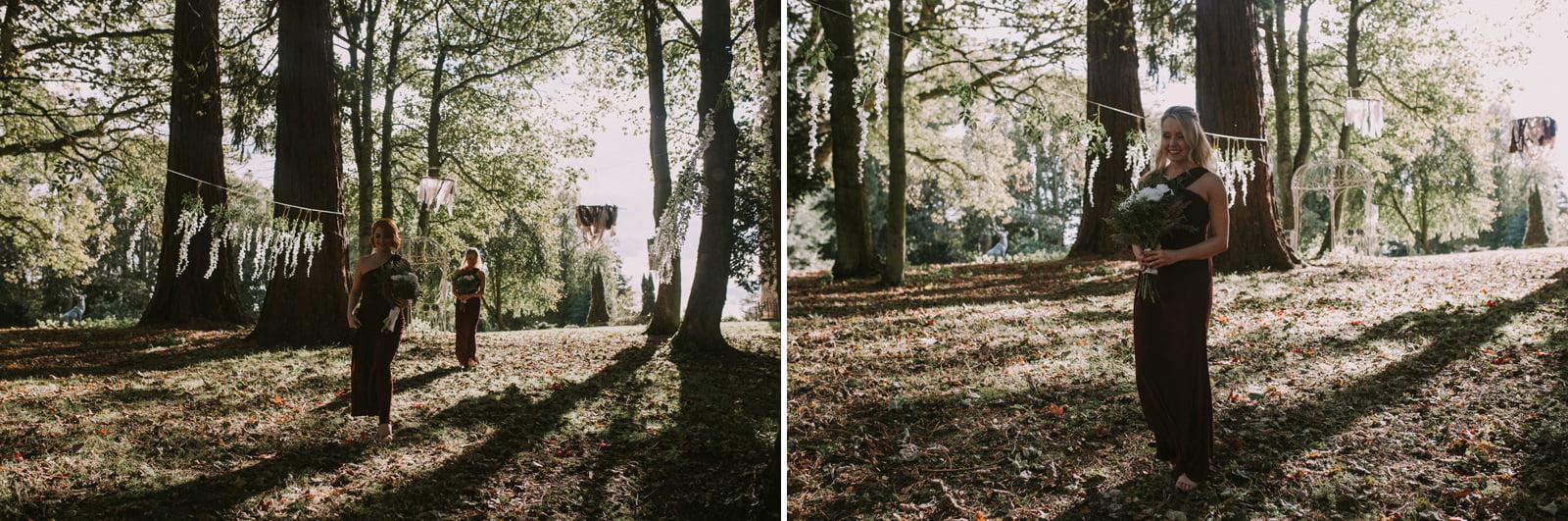 wedding photography fernie castle