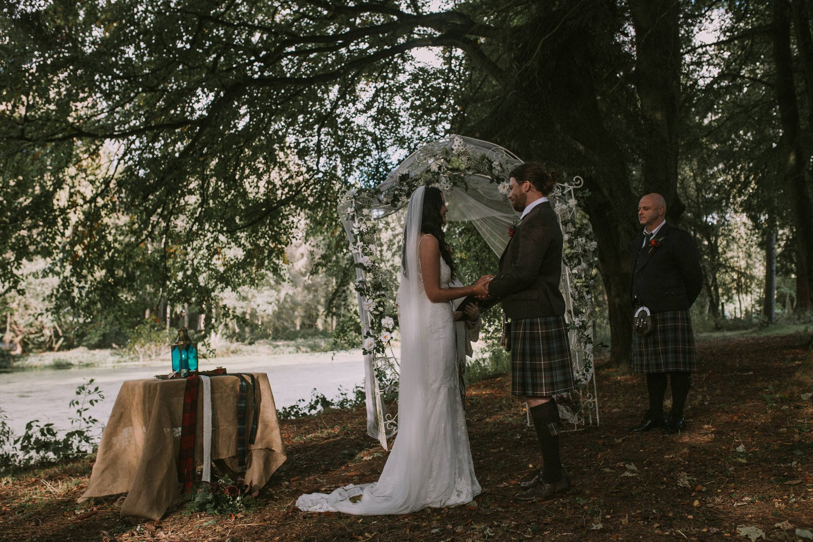 alternative wedding scotland
