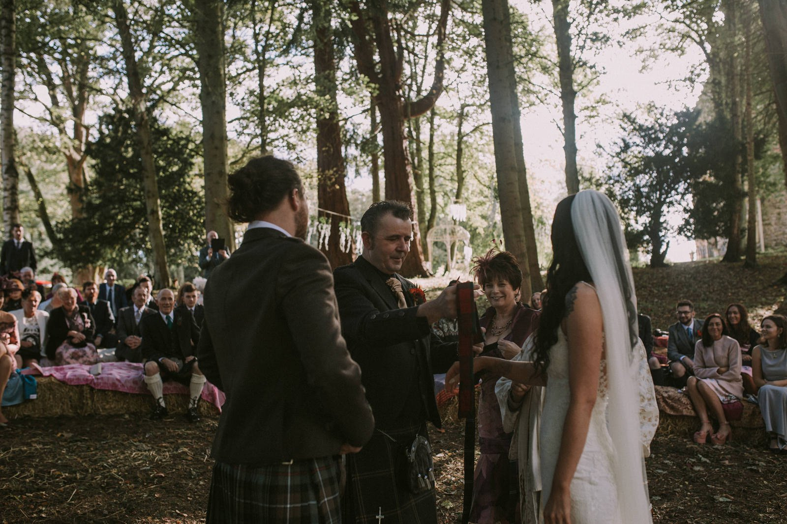 tie the knot wedding