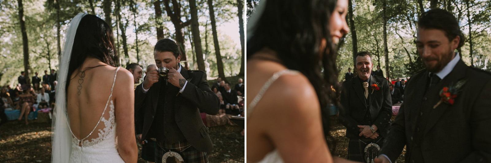 quaich ceremony scotland