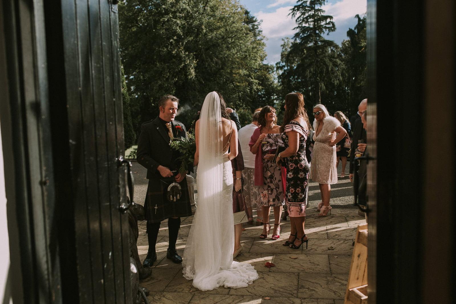 photography fernie castle wedding